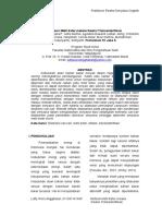 Laporan Sintesis Metil Ester Melalui Reaksi Transesterifikasi