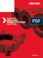 Claxton Riser Systems Brochure