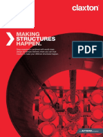 Claxton Structures Brochure