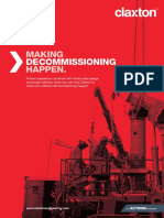 Decommissioning Brochure