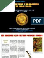2. Los Origenes de La Culturas Pre Incas e Incas