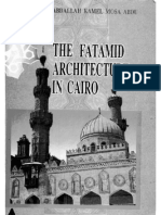 The FATIMID Architecture in Cairo