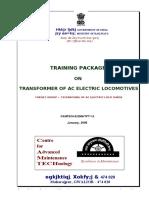144853679 ELectric Loco Transformer