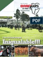 Revista Brangus - Ano III - Numero 11 - Mayo 2016 - Paraguay - Portalguarani