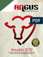 Revista Brangus - Anuario 2012 - Edicion 21 - Diciembre 2012 - Paraguay - Portalguarani