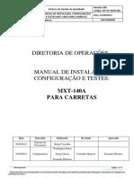 Manual de Instalação - MXT-140A
