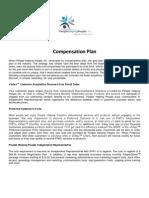 PHPI Compensation Plan Details