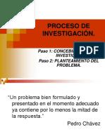 Proceso de Investigacion - HUERAMO ROMERO