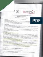 Programa Da Disciplina - Trabalho Docente, Pedagogia e Didática