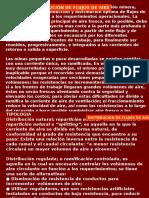 Tema 11. Distribucion de Flujos - Corrientes de Ventilacion en Serie