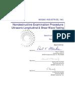 Certification - NDT 400 v2 MOGAS UT Procedure.