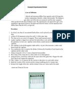 laboratory specific appendix i- sop template