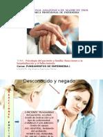 Psicologia Del Paciente y Familia