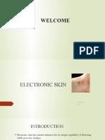 Electronic Skin My Presentation