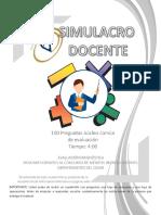 Simuladro Concurso Docente (1)