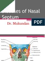 Deviated Nasal Septum 2