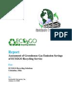 Eco2go Report Final