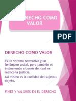 DERECHO COMO VALOR.pptx