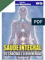 Revista Crista de Espiritismo - Saude Integral - Os Chacras e a Bioenergia.pdf