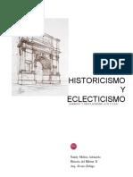 Eclecticismos e Historicismos (Autoguardado)