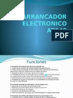 ARRANCADOR ELECTRONICO ATS48