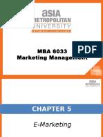 MBA  6033  MARKETING MANAGEMENT CHAPTER 5.pptx