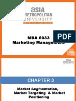 MBA  6033  MARKETING MANAGEMENT CHAPTER 3.pptx