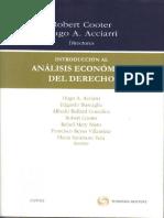 3 Analisis Economico Del Derecho de Danos - Hugo Acciari