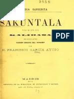 Kálidása - Sakuntala