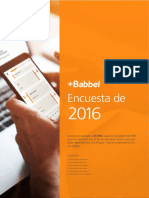 Babbel PRUserSurvey A4 SPA Final