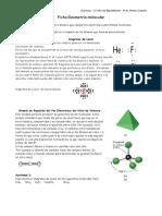 Ficha Geometría Molecular