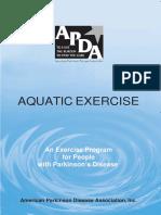 Aquatic Exercise