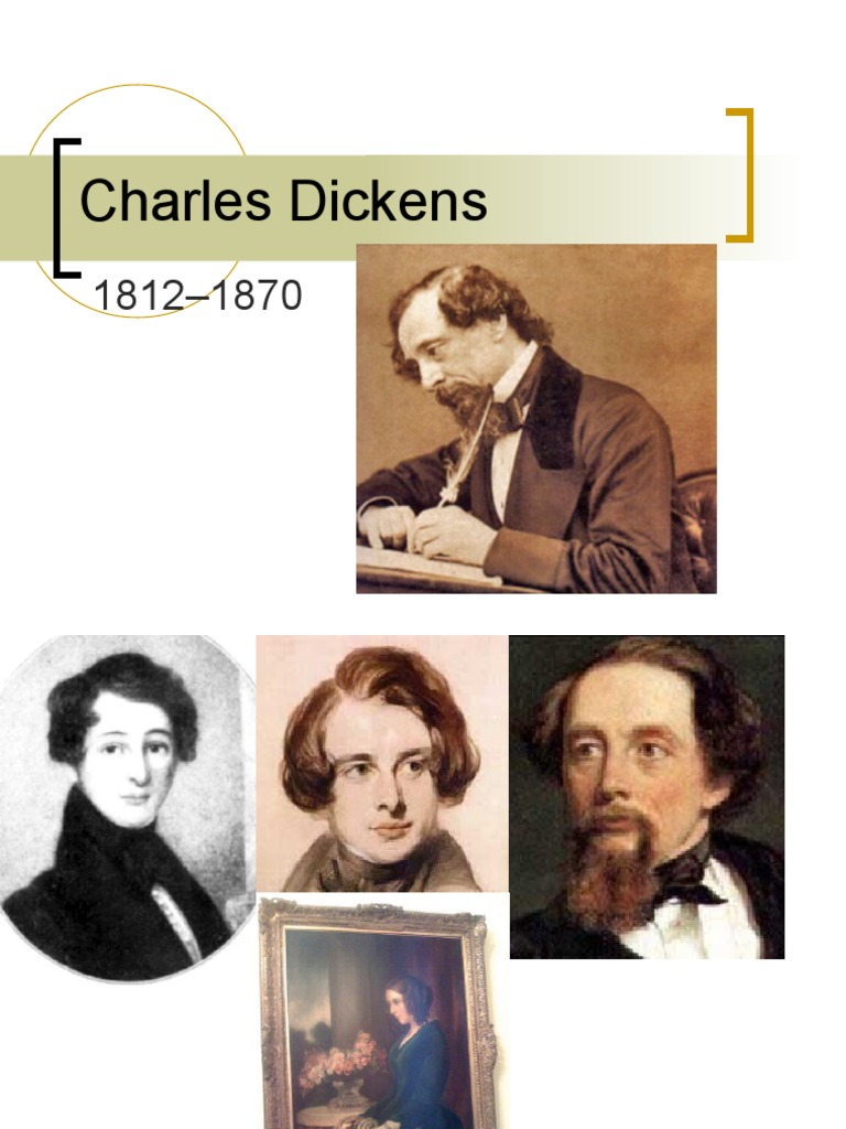 the origins of charles dickenss literary career Charles dickens wrote a christmas carol during a career crisis dickens had first achieved popularity with the reading public with his first novel, the posthumous papers of the pickwick club, which appeared in serialized form from mid-1836 to late 1837.
