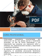 Asma Profesional