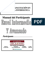 Manual de Ayuda de-excel Intermedio y Avanzado