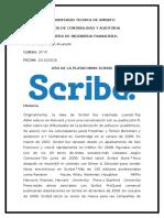 Scribd Usos