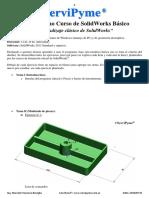 Guía Alumno Curso de SolidWorks Básico