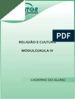 Religiao e Cultura-mod. IV