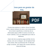 10 motivos para se gostar da FDL.doc