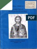 Sfantul Teofilact Al Bulgariei - Talcuire La Evanghelia de La Ioan