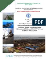 Coal Sourcing Handling and Transportation Report_Volume_V