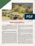 Solo Colonial II