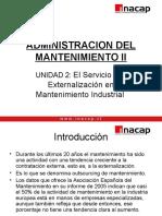 Administracion Del Mantenimiento II-2