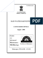 Handbook on Rain Water Harvesting