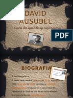 David Ausbel