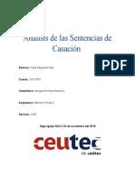 Análisis de las Sentencias de Casación 11.docx