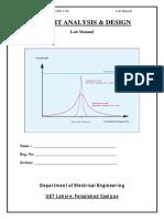 Circuit Analysis and Design Manual Final (1)