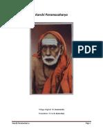 Kanchi Paramacharya