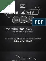 college survey