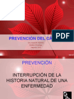 Prevencion Del Cancer 2016 A